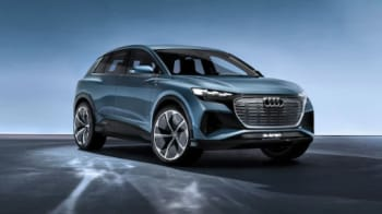 Audi unveils Q4 e-tron, sportback e-tron electric vehicles