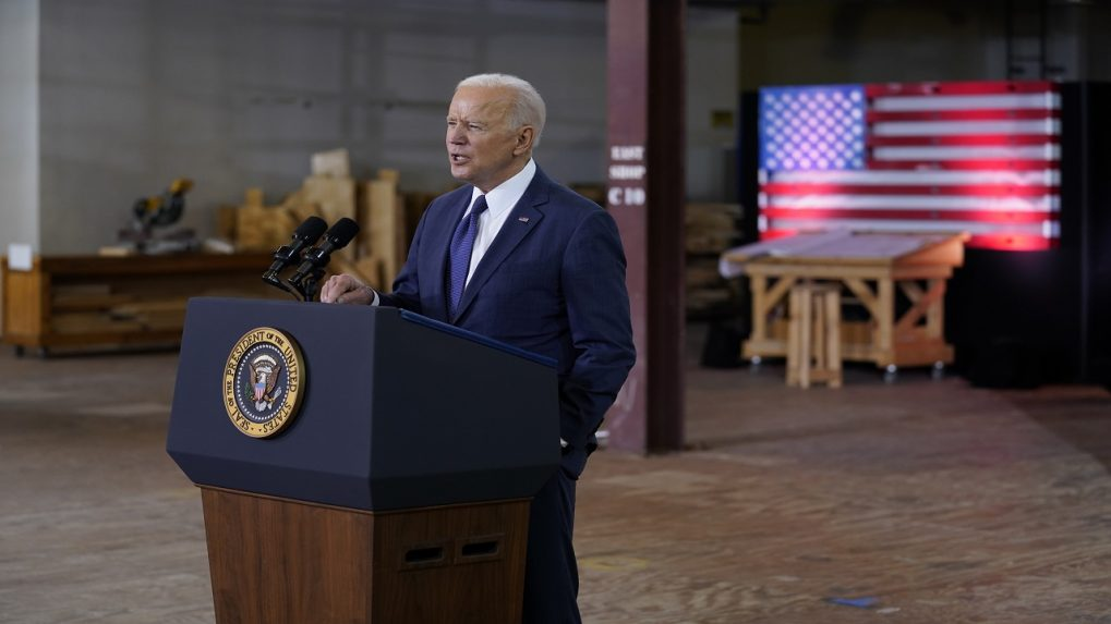 Climate partnership to be 'core pillar' of US-India cooperation: Biden