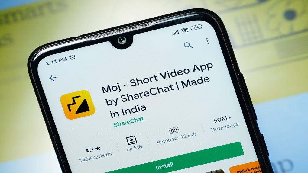 Moj, ShareChat raise additional $145 million in Series F funding, valuation climbs to $2.88 billion