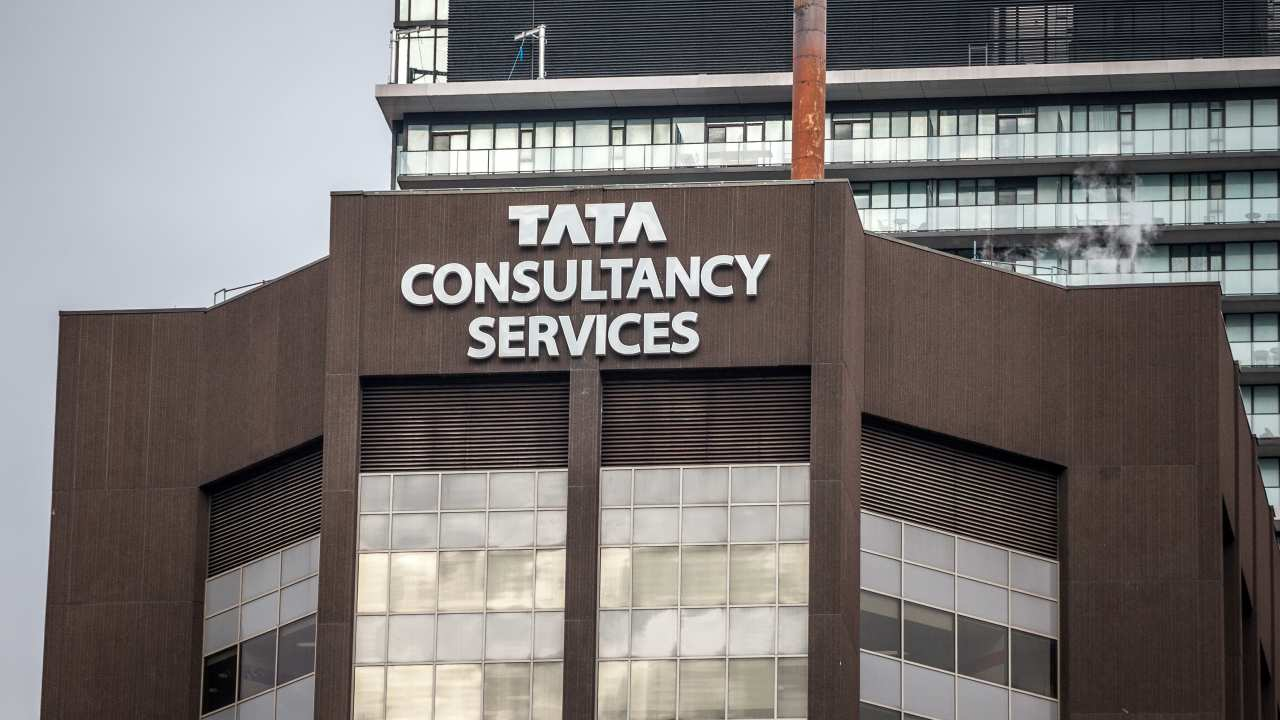 TCS, TCS results today, TCS share price, Tata Consultancy Services, stock market