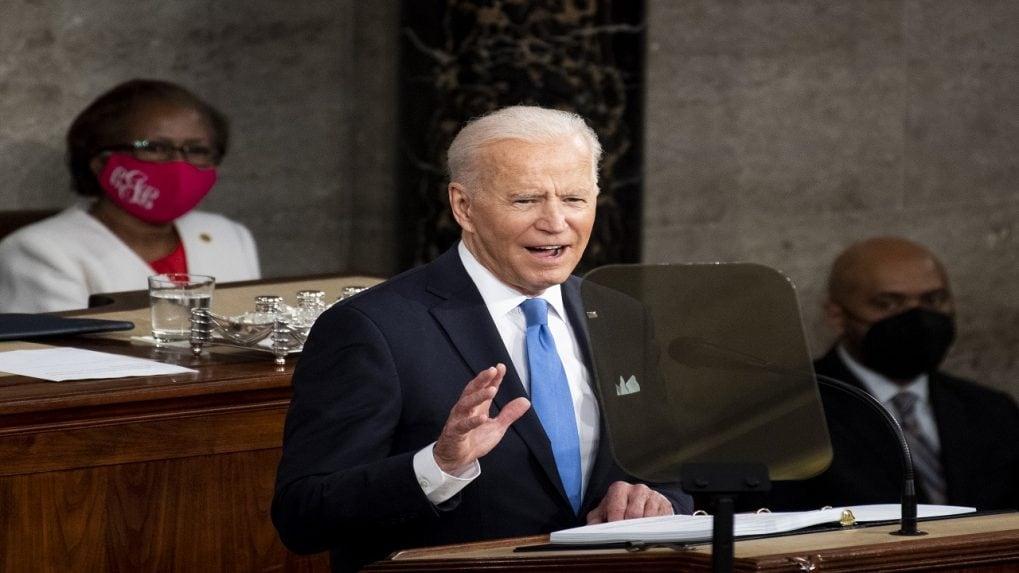 The new guy? Joe Biden debuts at democracy's most exclusive club