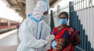 Coronavirus News Highlights: Maharashtra reports 3,783 COVID cases, 56 deaths