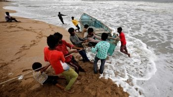Cyclone Tauktae LIVE Updates: Navy, Coast Guard rescue over 300 people from two barges