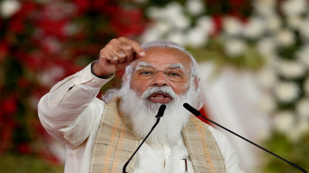 PM Modi launches e-RUPI, says digital payments solution aimed to improve transparency