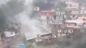 Cloudburst hits Uttarakhand's Devprayag: Shops, buildings damaged; Centre offers full assistance
