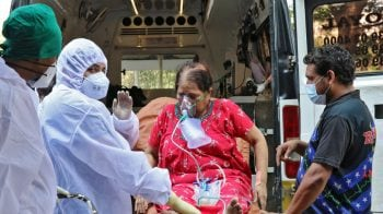 Coronavirus highlights: India records 4,03,738 new cases