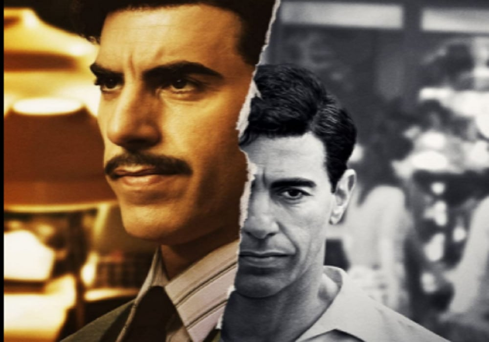 The Spy:  The Netflix series released in 2019 hasSacha Baron Cohen portraying Mossad spy Eli Cohen, considered by many as the greatest spy of all time. (Image: imdb.com)