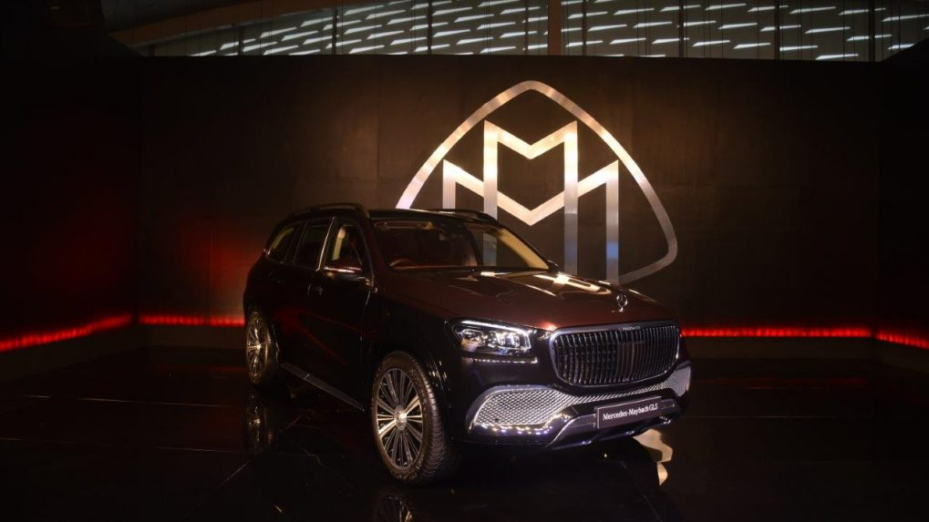 Mercedes-Maybach GLS 600 4Matic launched in India at Rs 2.43 crore