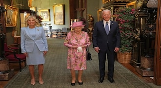 Queen Elizabeth reminded me of my mother, she asked about Putin and Xi: Joe Biden