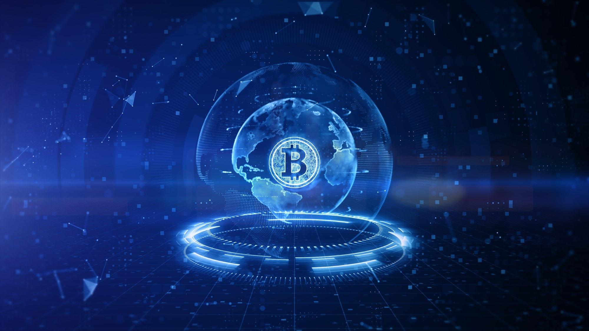 1. Bitcoin:  $34,027, 24-hour change: 4.50 percent, 7-day change: -14.90 percent