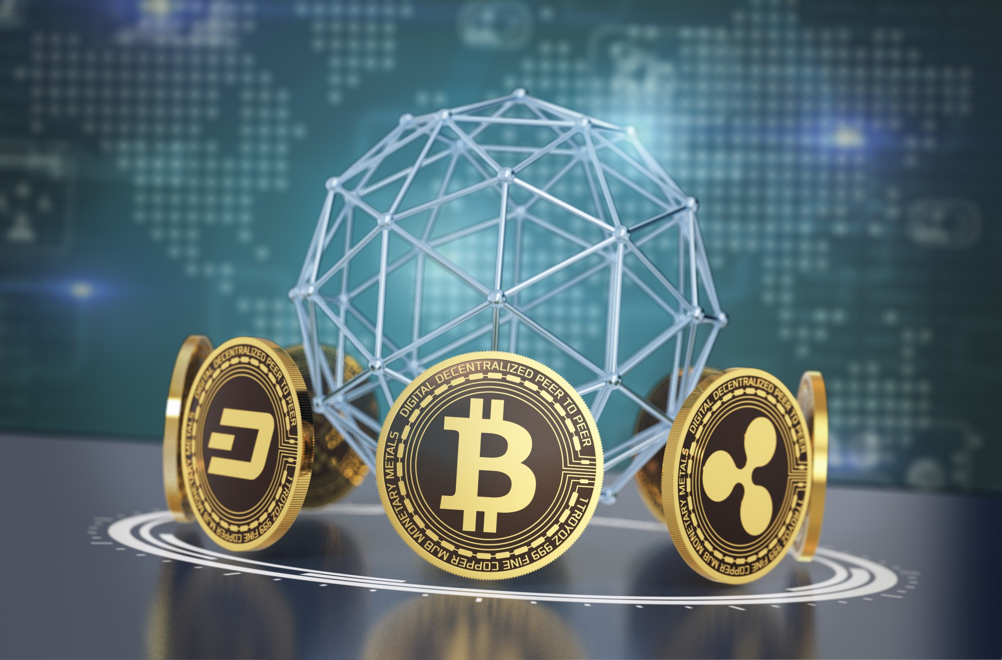 Cryptocurrencies such as Bitcoin have entered the public consciousness, thanks to the promise they offer in revolutionising the concept of money but even more lately because of their performance – albeit being accompanied by volatility. And while Bitcoin has attracted the lion's share of attention, other cryptocurrencies, also called 'Altcoins' should not be ignored – best because some offer even more promise than Bitcoin, or least because those considering investing in cryptocurrencies should diversify. Below are the top 10 'Altcoins' based on their market capitalization along with their prices in Indian rupees, sourced from WazirX.