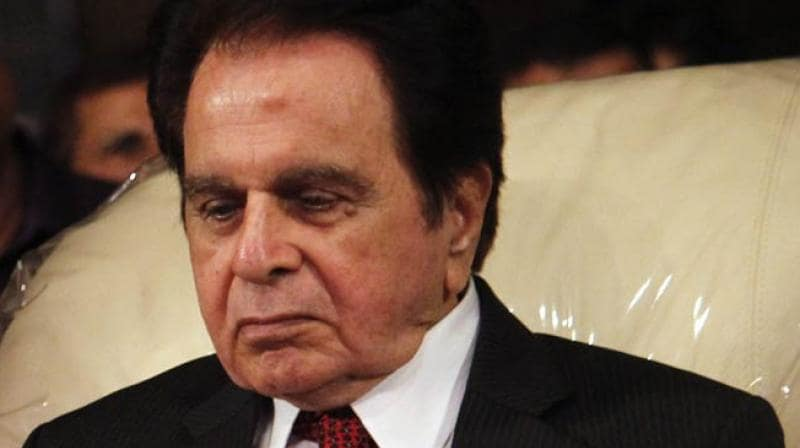 Dilip Kumar hospitalised for routine tests amid episodes of breathlessness