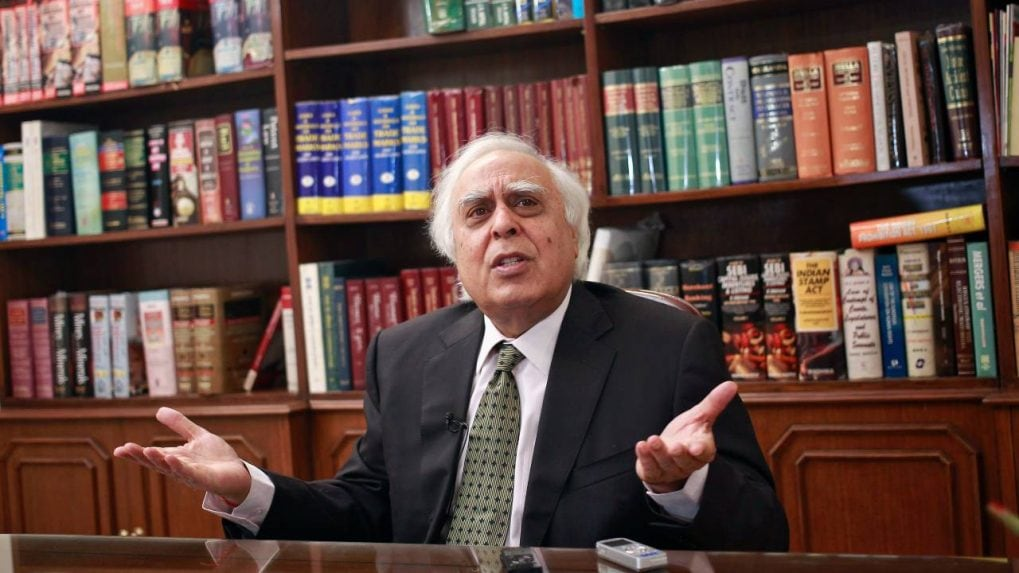 'Over my dead body', says Kapil Sibal on leaving Congress and joining BJP