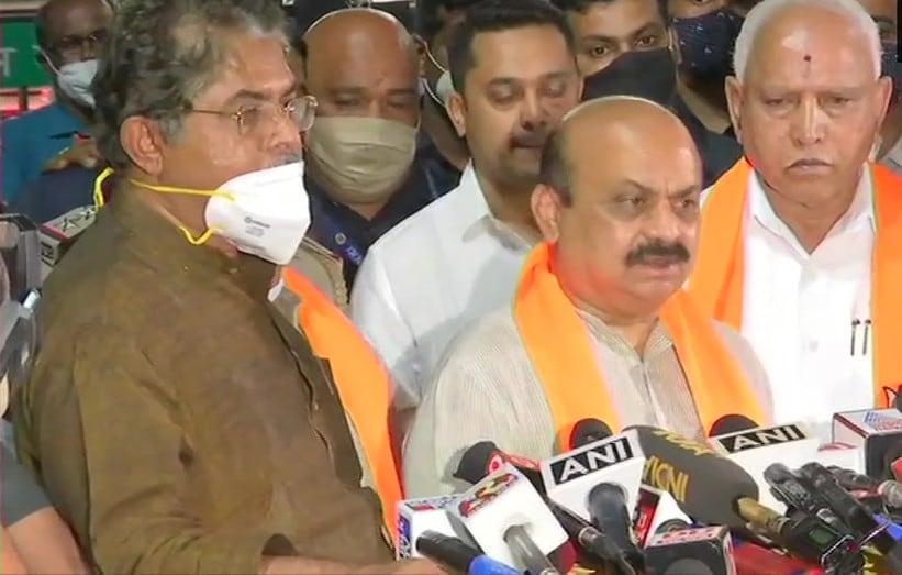 Yediyurappa's close confidant Basavaraj Bommai named new Chief Minister of Karnataka