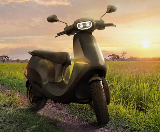 Ola Electric scooter receives record 1 lakh bookings in 24 hours