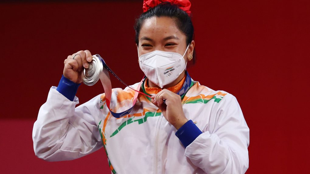 Tokyo Olympics: Mirabai Chanu visited home for 5 days in 5 years, says will go with silver medal now