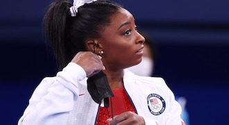 Tokyo Olympics: US gymnast Simone Biles to compete in balance beam final