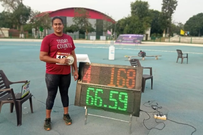 Kamalpreet Kaur profile: Here's a glance into the life of India's latest discus throw sensation