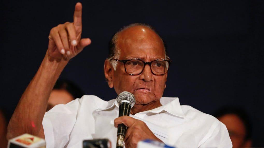 Sharad Pawar is 'remote control' of MVA government, says Maha Congress chief