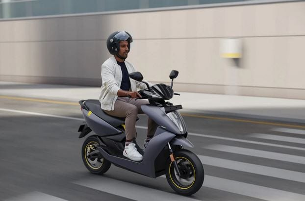 Ather450X, Ather Energy electric scooter price