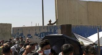 Afghanistan crisis: Thousands await Taliban flight clearance from Mazar-i-Sharif