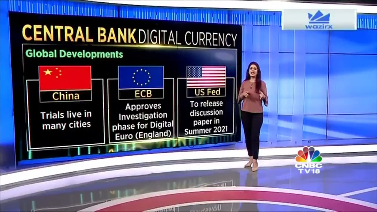 India's Own Digital Currency Soon