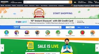Amazon Great Freedom Festival or Flipkart 2021 sale? Find best deals here