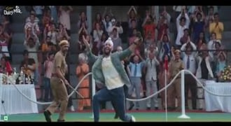 Storyboard | Mondelez and Ogilvy remake the iconic Cadbury 'Cricket' ad, but with a twist