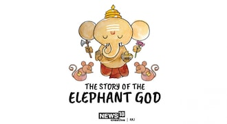 The story of Lord Ganesha: Here's how the mighty Hindu god came to be