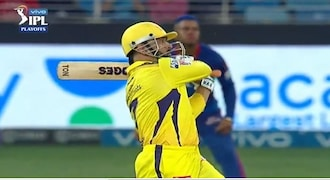 Dhoni leads CSK into IPL final after beating Delhi; here's what captaincool said afterwards