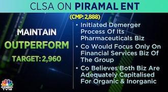 Piramal Enterprises, CLSA, stock market, brokerage calls